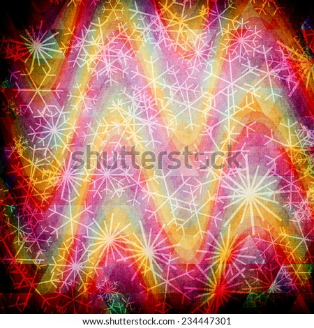 Multicolor grunge background. - stock photo