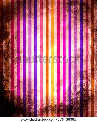 Multicolor Sunbeams grunge background. Beautiful Vintage poster - stock photo