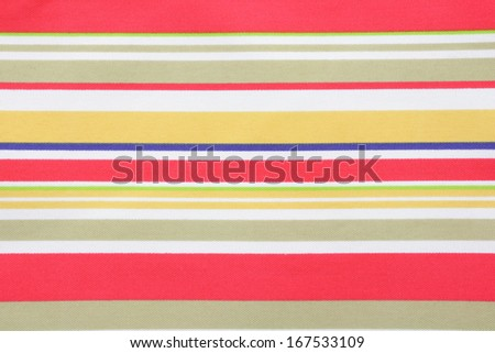 Multicolored stripes background - stock photo
