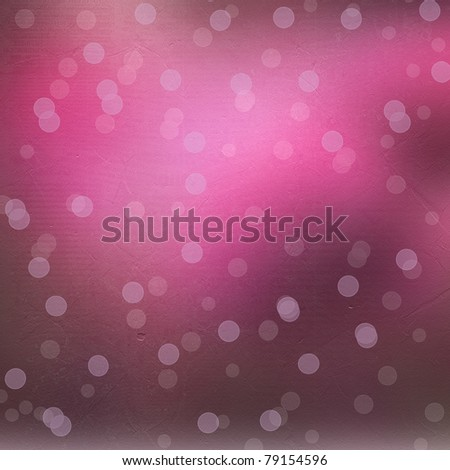 multicoloured backdrop for greetings or invitations with blur bokeh - stock photo