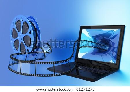 Multimedia - stock photo