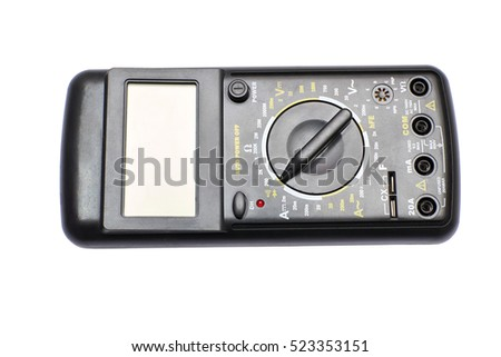 multimeter isolated