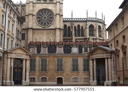 Milan Italy November 15 2016 Church Stock Photo 521323972 ...