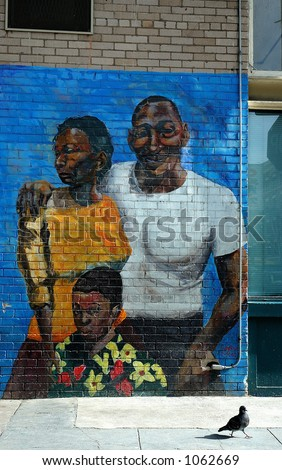 Glenn w walker 39 s portfolio on shutterstock for African american mural