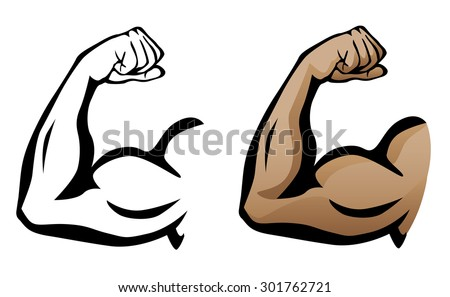 flexing arm stock images royaltyfree images amp vectors
