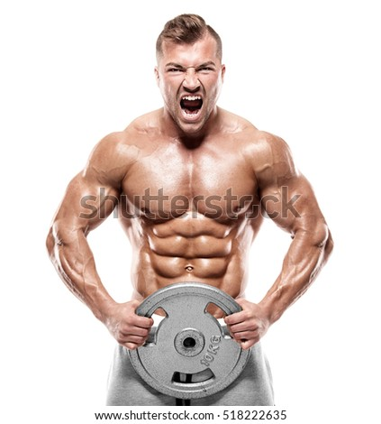 Bodybuilding Stock Images, Royalty-Free Images & Vectors
