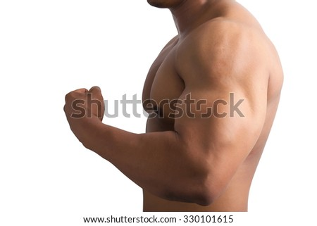 muscle arm stock images, royalty-free images & vectors | shutterstock, Human Body