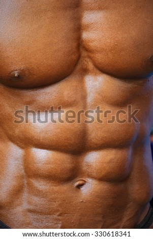 Musculature - stock photo
