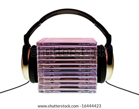 Music - stock photo