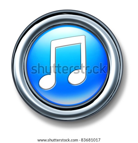music buttons stock photos images amp pictures shutterstock