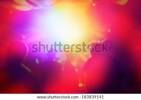 Music concert background - stock photo