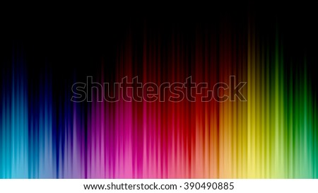 Music equalizer symbol. The photograph is prepared using in image processing software and coding. It consists of 7 layers.  - stock photo