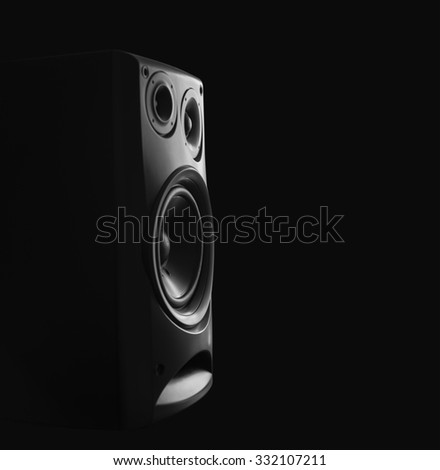 Musical loud speaker