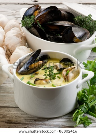 ... mussel soup to mussel and saffron soup mussel and saffron soup mussel