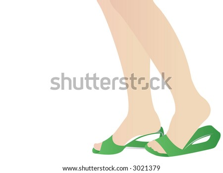 My Favourite Shoes - stock photo