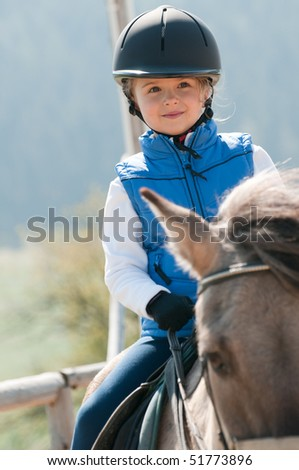 My little pony - stock photo