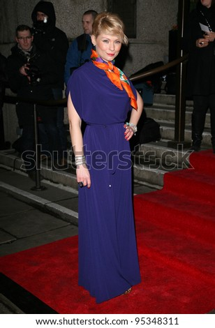 MyAnna Buring arriving for the Evening Standard Film Awards, County Hall, London. 06/02/2012 Picture by: Alexandra Glen / Featureflash