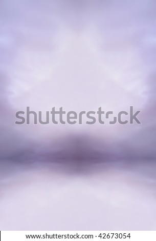 Mystic background, ideal for people - figure - stock photo