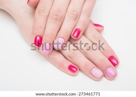 nail - stock photo