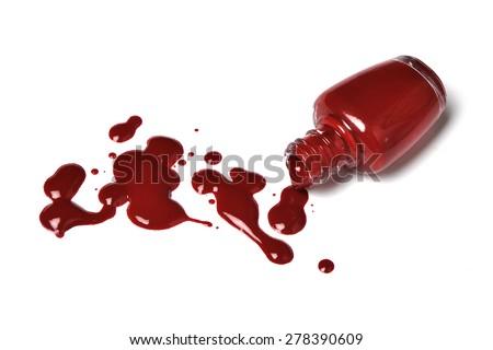 Nail polish - stock photo