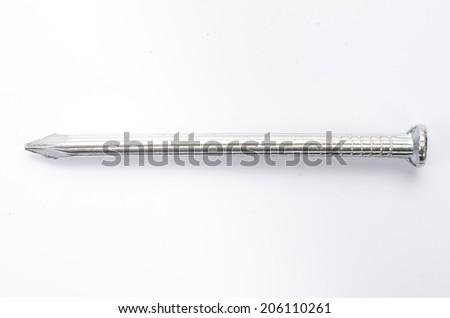 nails. - stock photo