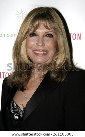 Nancy Sinatra at the 55th Annual Ace Eddie Awards held at the Beverly Hilton Hotel in Beverly Hills, California United States on February 20, 2005. - stock photo