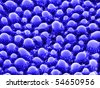 nanostructures - stock photo
