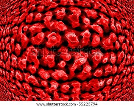 nanotips - stock photo