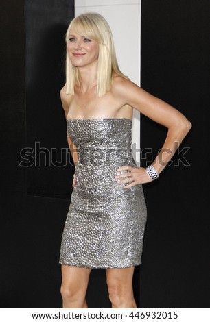 Naomi Watts at the Los Angeles premiere of 'Salt' held at the Grauman's Chinese Theater in Los Angeles, USA on July 19, 2010. - stock photo