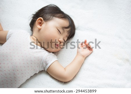 nap time - stock photo