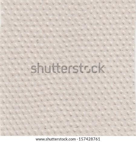 Napkin paper texture - stock photo