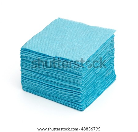 Napkins - stock photo