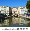 Narbonne, France - stock photo
