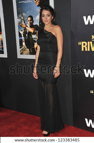 "Natalie Martinez at the premiere of her movie ""End of Watch"" at the Regal Cinemas LA Live. September 17, 2012  Los Angeles, CA Picture: Paul Smith"