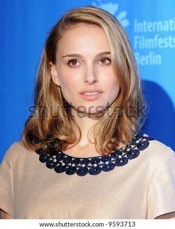 Natalie Portman - stock photo