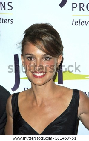 Natalie Portman at 2007 Vision Awards from JTN Productions, Beverly Hills Hotel, New York, NY, October 08, 2007
