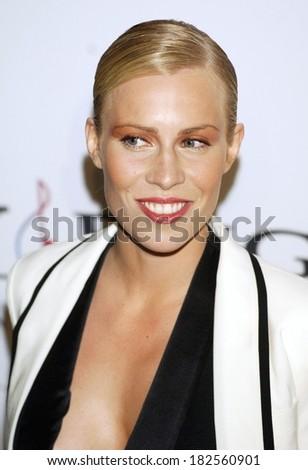 Natasha Bedingfield at Clive Davis Pre-Grammy Party, Beverly Hilton Hotel, Los Angeles, CA, February 09, 2008 - stock photo
