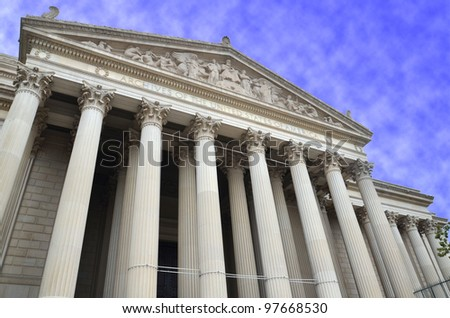 National Archives - stock photo