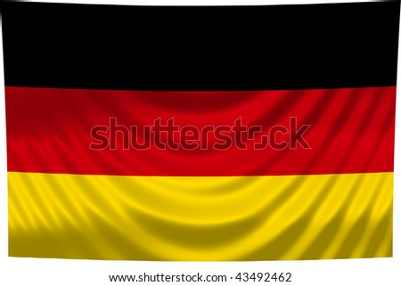 National Flag Germany