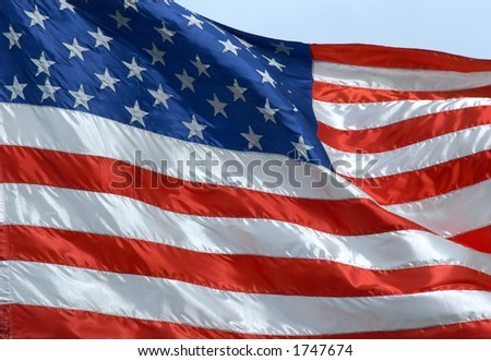 National flag of the United States