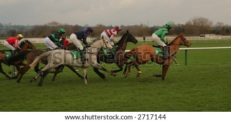 national hunt racing