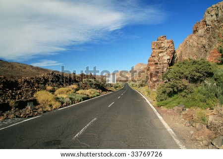 "national park ""El Teide"""