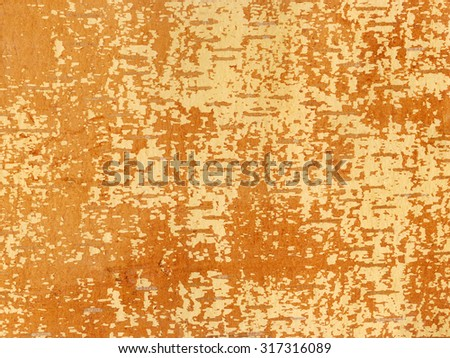 Natural Abstract Background, Texture of Underside Fallow Birch Bark - stock photo