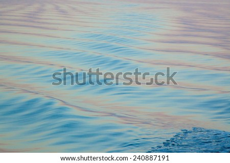 Natural abstract of water - stock photo