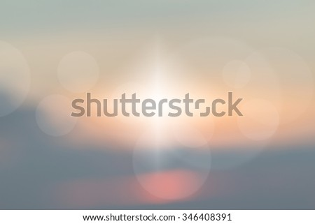 Natural background blurred Abstract style - stock photo