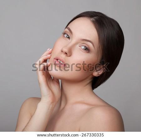 Natural Beauty - stock photo