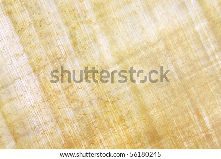 Natural blank papyrus texture. Traditional Egyptian ancient paper. - stock photo
