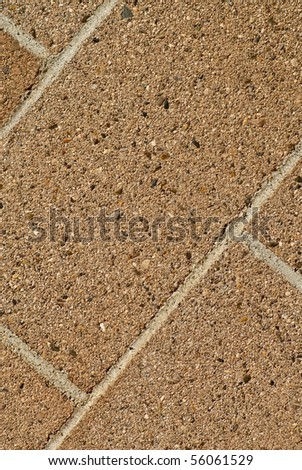 Natural Brick Textured Template Background