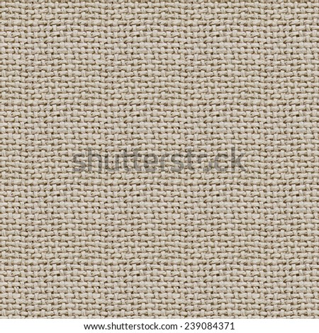 natural burlap texture digital paper  - stock photo