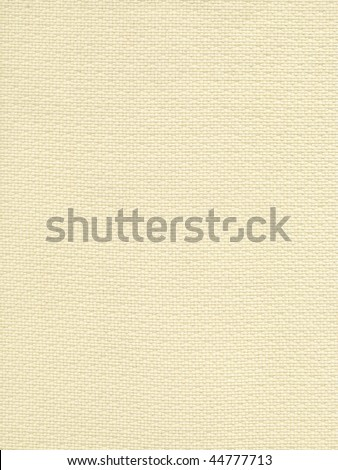 Natural canvas texture in close-up - stock photo